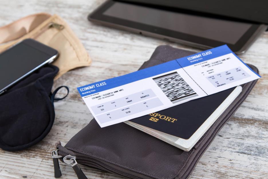 Ето защо никога да не публикувате самолетните си билети в интернет